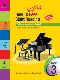 How to Blitz Sight-Reading Book 3