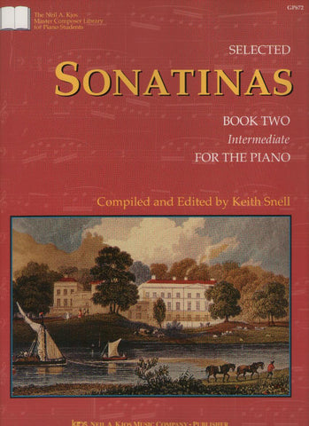 Selected Sonatinas Book 2