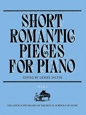 Short Romantic Pieces for Piano Book 2