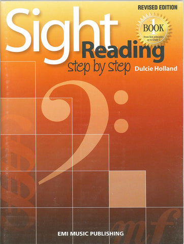 Sight-Reading Step by Step Book 1