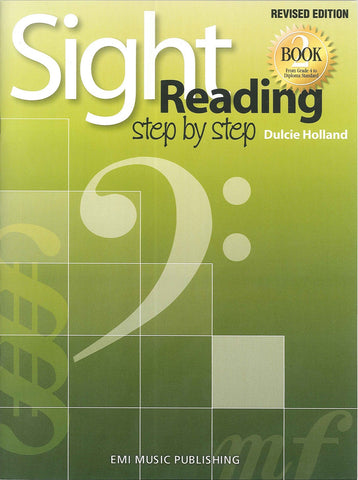 Sight-Reading Step by Step Book 2