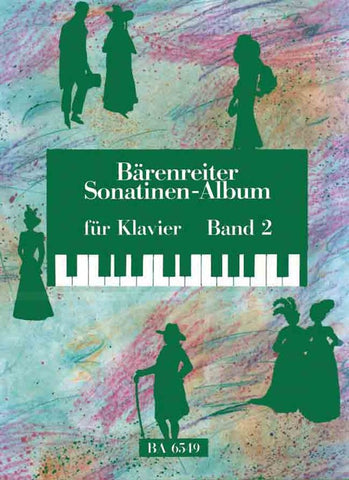 Sonatinen Album Band 2