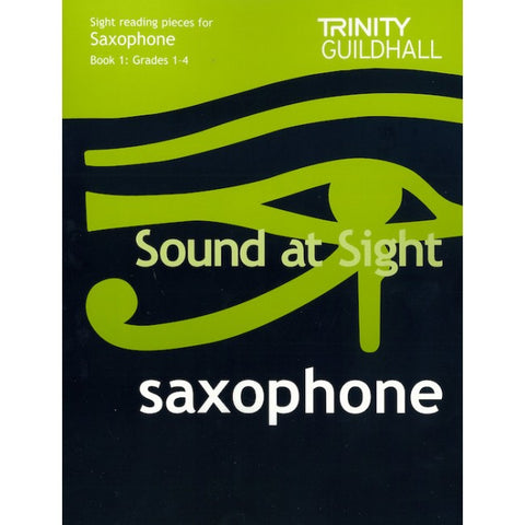 Sound at Sight Saxophone Book 1 (G1-4)