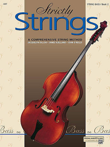 Strictly Strings Double Bass Book 2