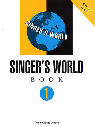 Trinity Singer's World Book 1