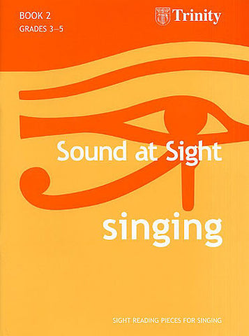Trinity Sound At Sight Singing Book 2 (Gr 3-5)