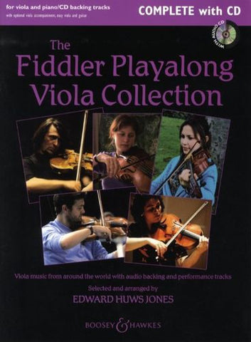 The Fiddler Playalong - Viola Collection