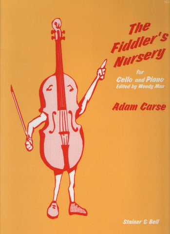 The Fiddler's Nursery - cello and piano