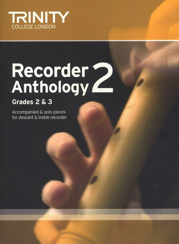 Trinity College Recorder Anthology Book 2 (Grade 2-3)