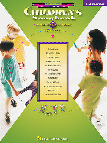 Ultimate Children's Songbook PVG (2nd ed.)