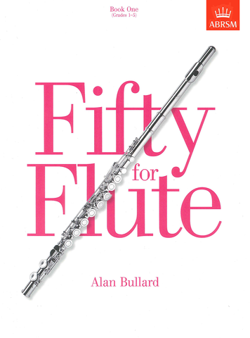 ABRSM Fifty for Flute - 1
