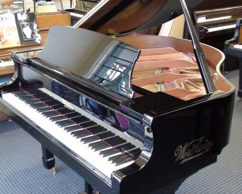 Wertheim GS150 5' Grand Piano with Player Piano System