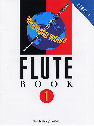 Woodwind World Flute Book One
