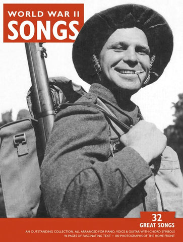 World War II Songs - piano/vocal/chords