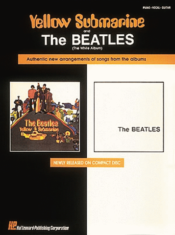 Yellow Submarine and The Beatles (The White Album)