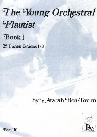 The Young Orchestral Flautist Volume 1