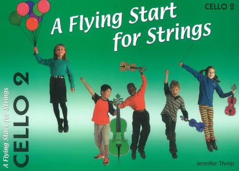 A Flying Start for Strings Cello Book 2