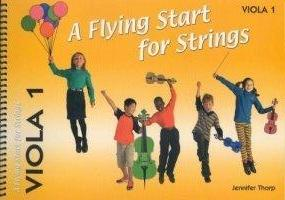 A Flying Start for Strings Viola Book 1