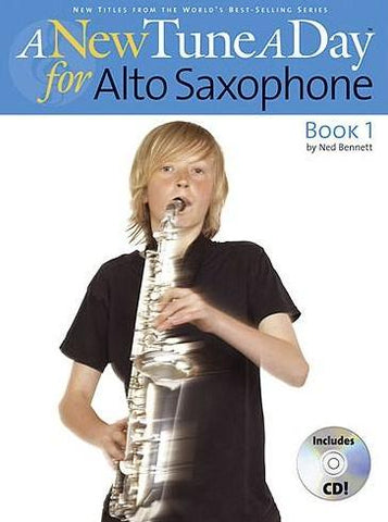 A New Tune A Day Alto Saxophone Book 1