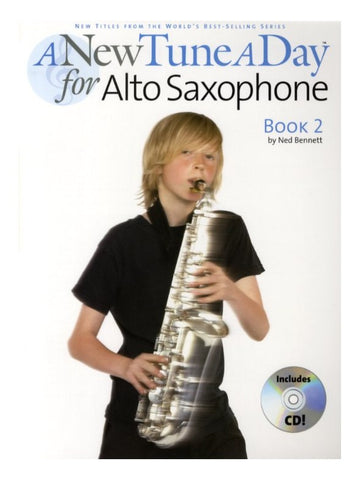 A New Tune A Day Alto Saxophone Book 2