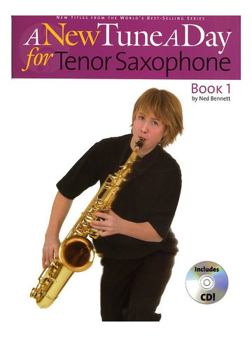 A New Tune A Day Tenor Saxophone Book 1