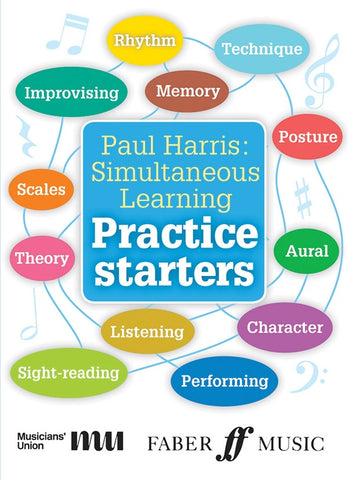 Simultaneous Learning Practice Starter Cards - Paul Harris: