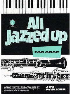 All Jazzed Up Oboe