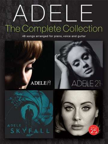 Adele: The Complete Collection PVG