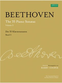 Beethoven - The 35 Piano Sonatas Volume 2 (ABRSM)