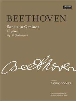 Beethoven - Piano Sonata in C minor Opus 13 (Pathetique) (ABRSM)