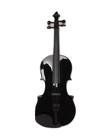 4/4 Black Electric Violin
