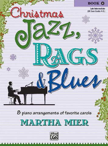 Christmas Jazz Rags and Blues 4