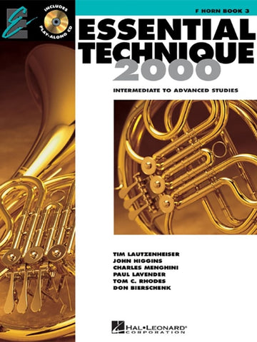 Essential Technique French Horn