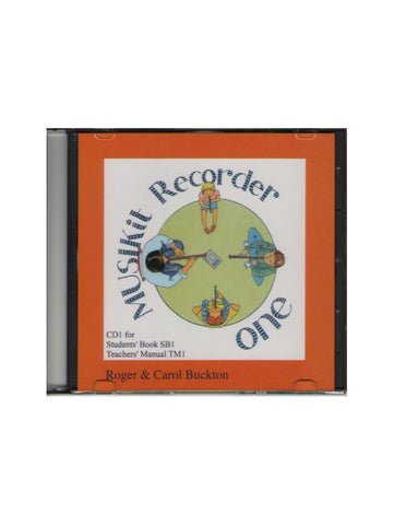 Musikit Recorder Book One - CD Only