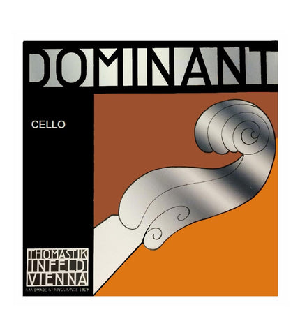 Dominant Cello Strings - 3/4 Size - Pack