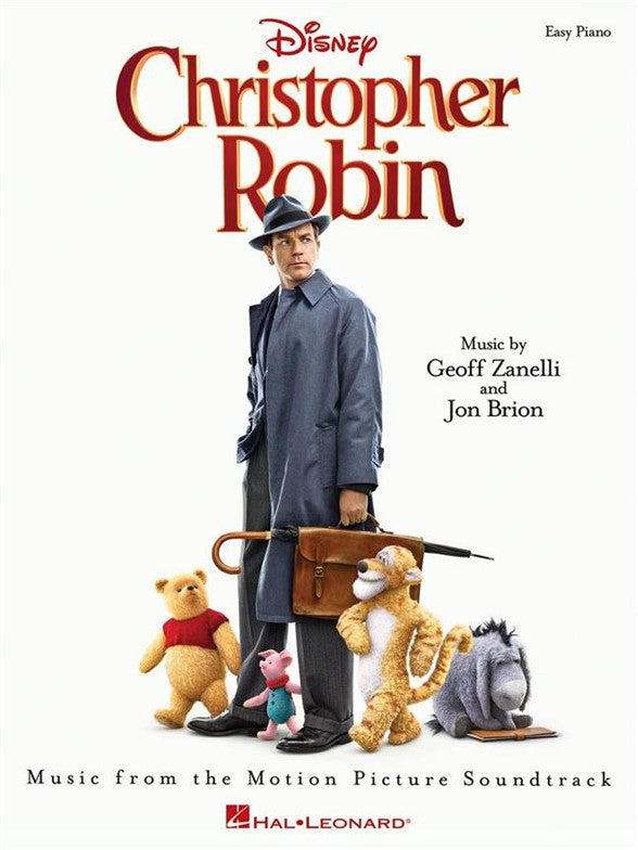 Christopher Robin Music from the Motion Picture Soundtrack - Easy Piano
