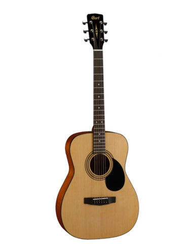 Cort AF510-OP Acoustic Guitar with hard case