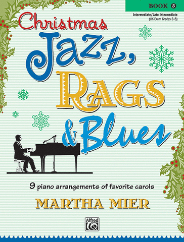 Christmas Jazz Rags and Blues 3