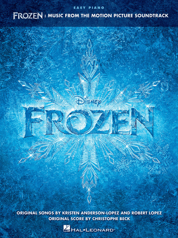 Frozen Soundtrack Easy Piano