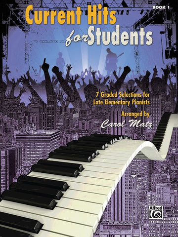 Current Hits for Students Book 1