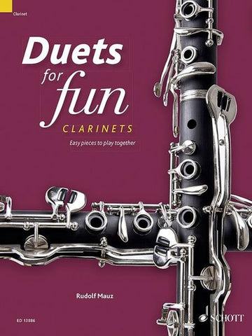 Clarinet – Piano Traders