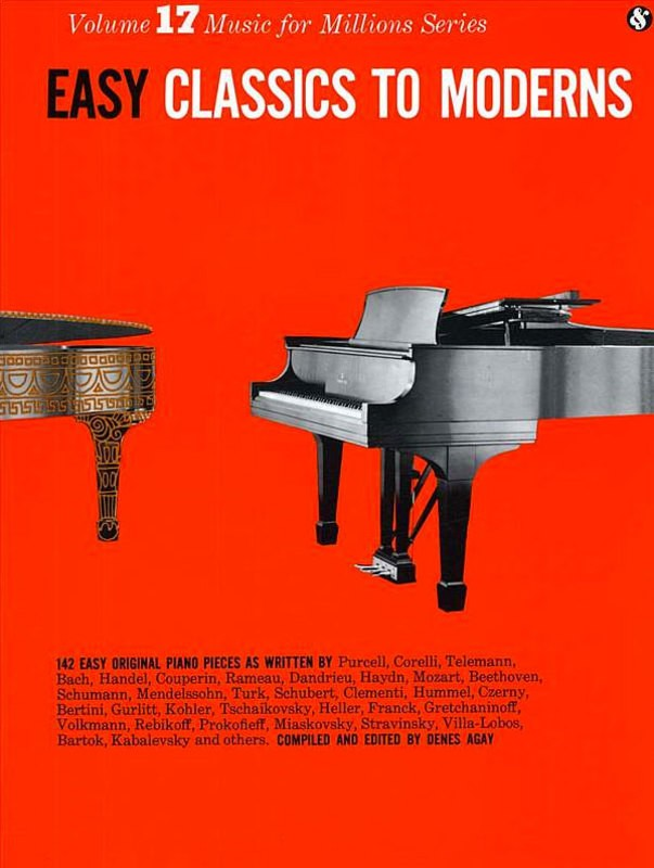 Easy Classics to Moderns