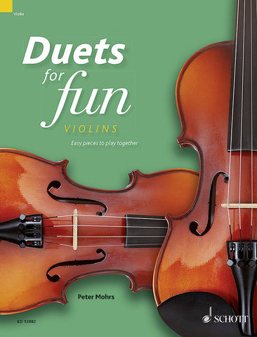 Duets for Fun - Violin