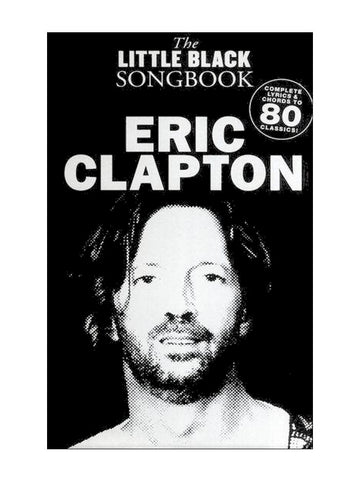 The Little Black Songbook Eric Clapton