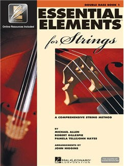 Essential Elements Double Bass 1