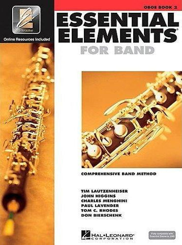 Essential Elements Oboe 2