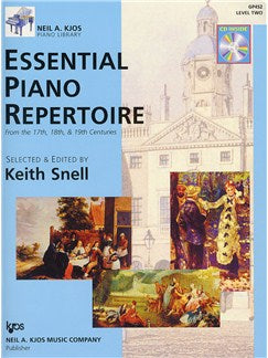 Essential Piano Repertoire Level 2