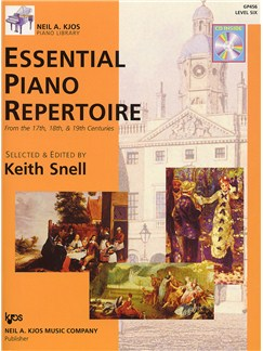 Essential Piano Repertoire Level 6