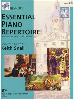 Essential Piano Repertoire Level 7