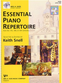 Essential Piano Repertoire Level 9